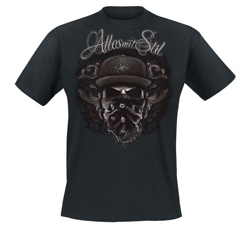 Alles mit Stil - Gegen jede Vernunft, T-Shirt (sw)